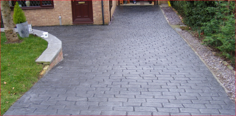 Ks Driveways Imprinted Concrete Gallery Macclesfield
